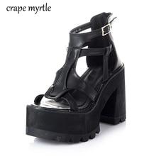 gladiator sandals women shoes High Heels