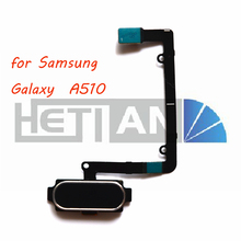 Back Home Button Fingerprint sensor accessories Flex Cable F