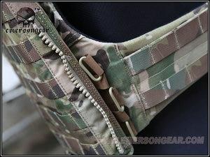 Image 5 - EMERSON CP Style Adaptive Vest Heavy Version Airsoft Combat Molle Vest EM7397 Foliage Green