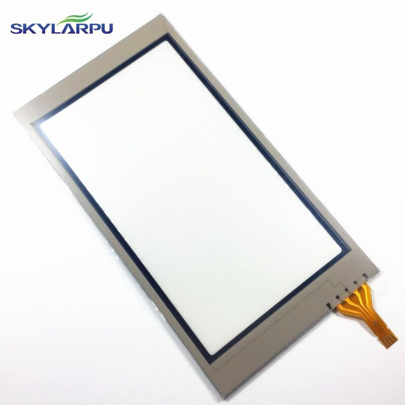 skylarpu TouchScreen for GARMIN Montana 610 610t Touch Screen Digitizer Glass Sensors panel Repair replacement Free shipping skylarpu touch panel for garmin montana 600 650 gps nnavigation touch screen digitizer glass sensors parts replacement