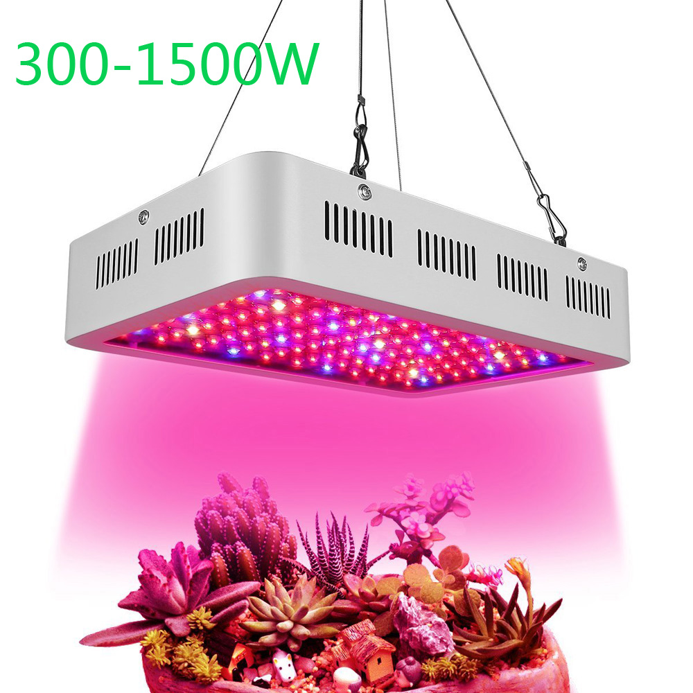 300W 600W 800W 1200W 1500W LED Grow Light Full Spectrum Hydroponic Indoor Plant Lamp AC85-265V Vegetables & Flowering High Yield on sale black kingled double chips full spectrum led grow light 600w 800w 1000w 1500w for aquario hydroponic lamp high yield