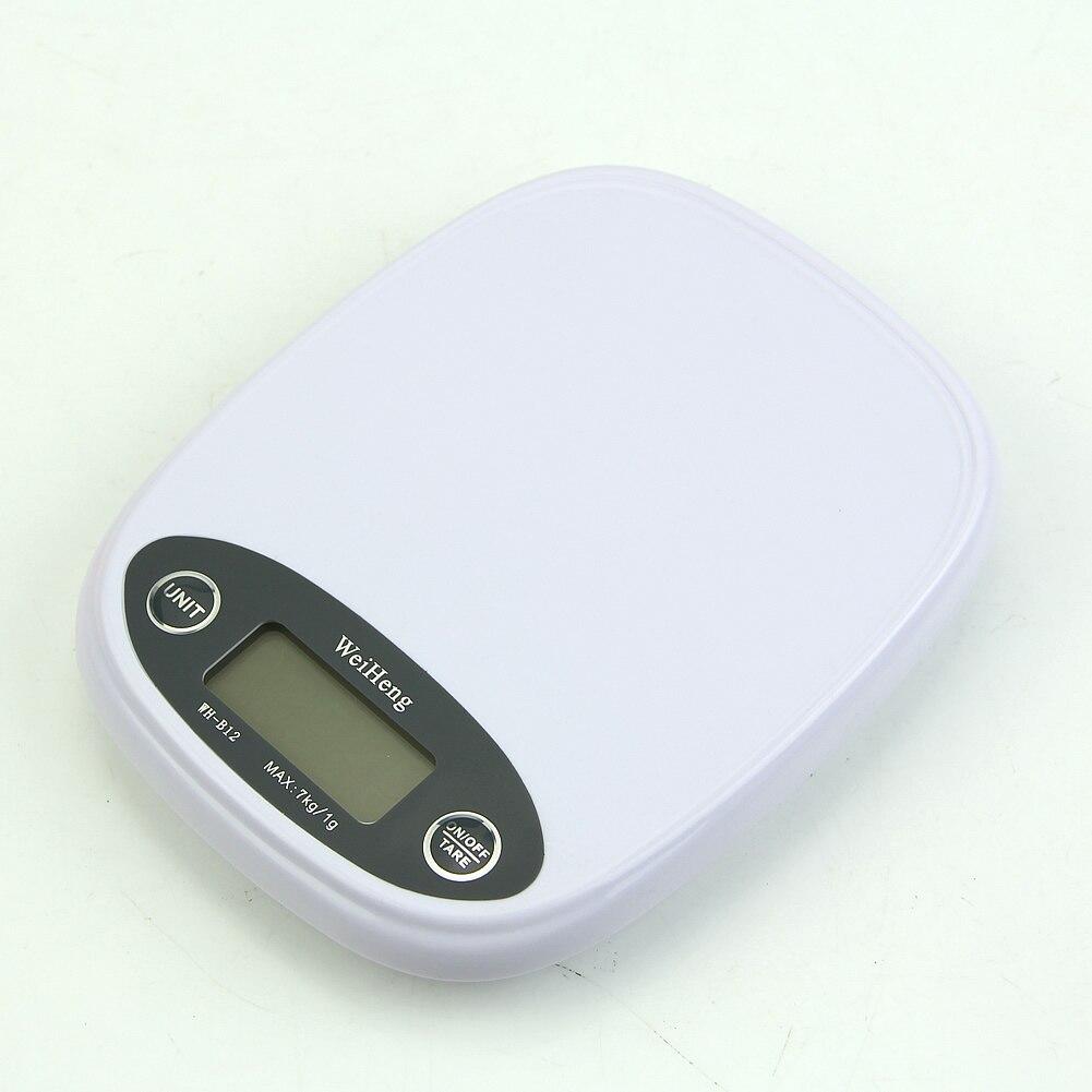 Küchenwaage 7 kg/1g 5 kg Digitale Digital-nahrungsmitteldiät-post ...