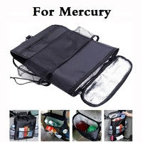Car Seat Multi Pockets Storage Bags Pouch Insert Drink Tissue Holder For Mercury Mountaineer Sable Metrocab