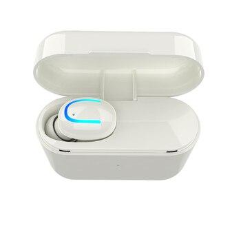 HBQ-Q26 bezprzewodowy zestaw słuchawkowy Bluetooth 4.2 + EDR Mini słuchawki douszne 500mAh etui z funkcją ładowania