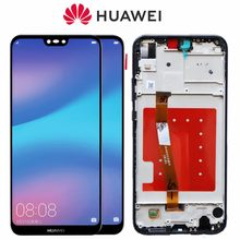 ORIGINAL 5.84'' LCD for Huawei P20 Lite Display Touch Screen Digitizer Assembly for Nova 3E Replacement Parts(China)