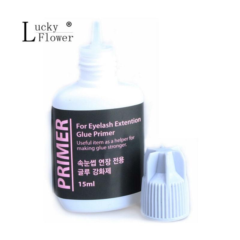 professional Korea Brand Eyelash Extension Primer Individual Lash Cleaner Application Extension Preparation Long Lash Secret