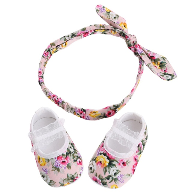 dd4cbcd2b2d6 New Born Baby Shoes Girls Butterfly-knot Infant Leisure Baby First Walkers  Girl Toddler Shoes