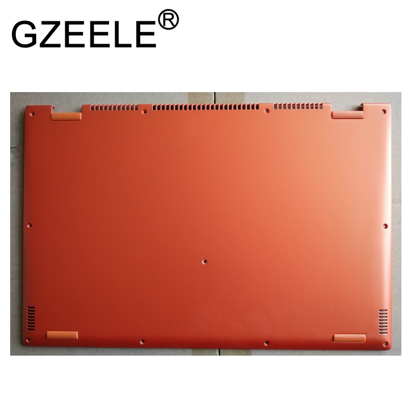 GZEELE new Laptop Replace Cover for Lenovo for Ideapad Yoga 2 Pro 13 Base Bottom Cover Lower Case new orig lenovo ideapad yoga 2 yoga2 pro13 base bottom cover case silver laptop replace cover
