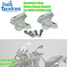 Новый Мотоцикл Образного Руля Руль Зажим Расширение Адаптер Для BMW R1200GS LC 13-17/R1200GS LC Приключения ADV 14-17
