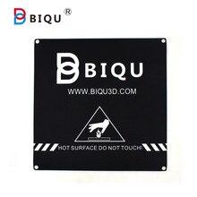 Biqu 3D принтер Heatbed стикер с 3 м ленты 3D принтеры 220 мм * 220 мм черный Heatbed стикер построить пластины ленты 3D0386