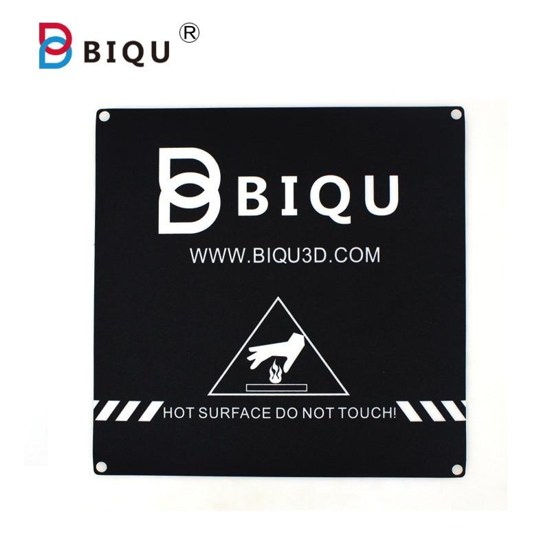 Biqu impresora 3d heatbed pegatina con 3 m cinta impresoras 3d 220mm * 220mm neg