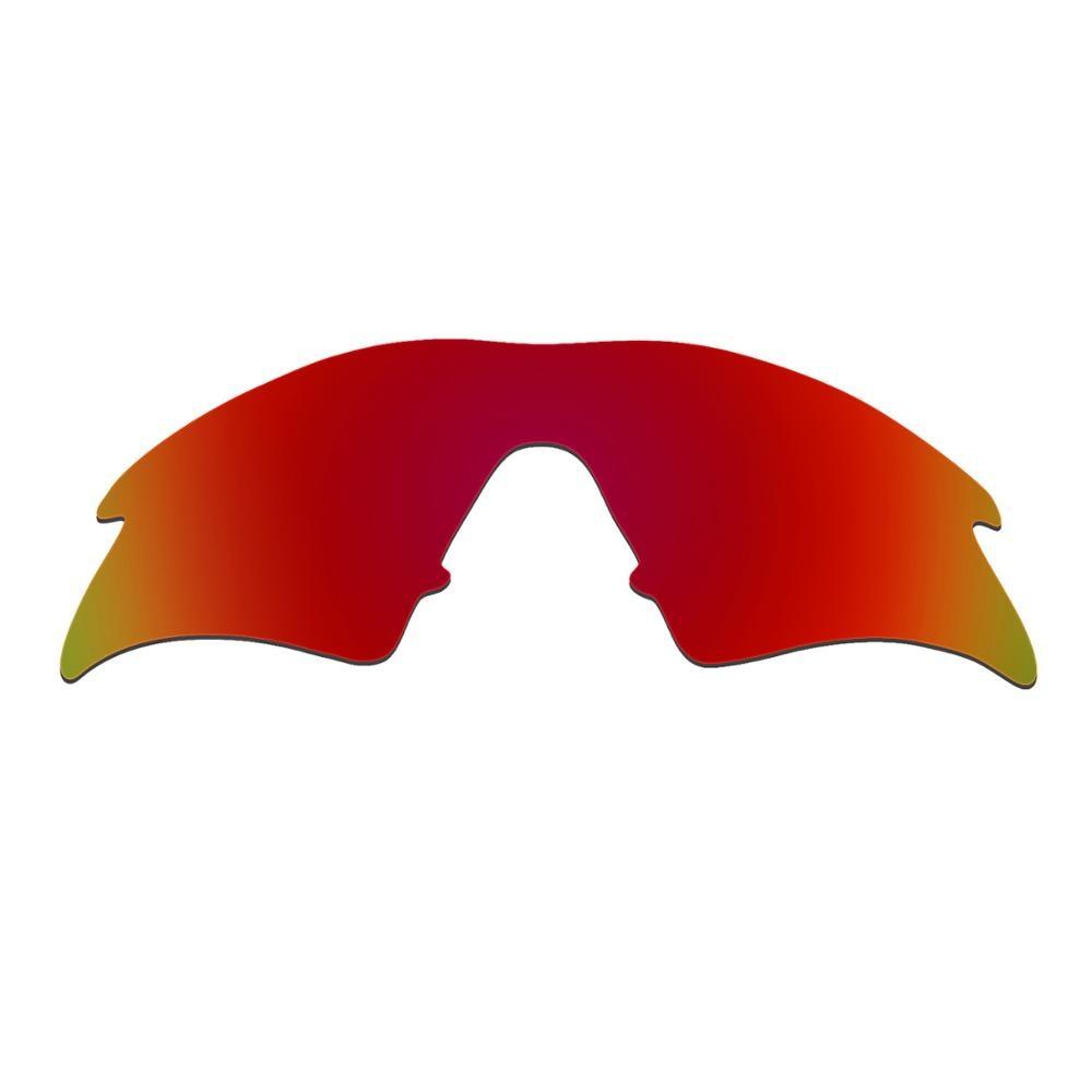 270334e416 Hkuco Mens Replacement Lenses For Oakley RadarLock-Edge Sunglasses 24K Gold  Polarized