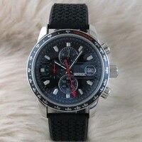 WG05138 мужские часы лучший бренд взлетно посадочной полосы Роскошные европейский дизайн кварцевые наручные часы