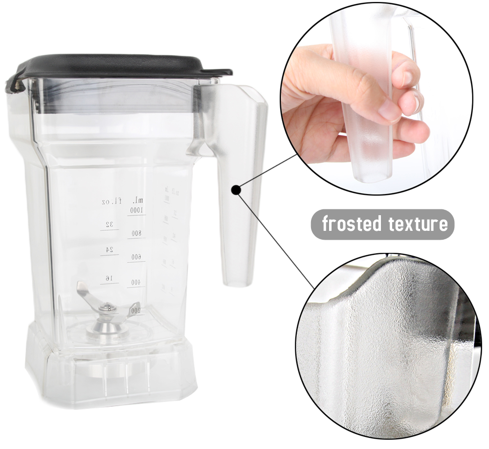 ITOP 1 5L Jar assembly Blender Cup For Blender Stainless Steel Blade