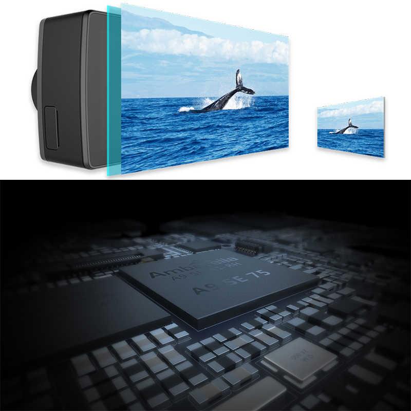 """Добавить 64 Гб sd-карты для Xiaomi YI 4 K экшн-камеры Ambarella A9SE ARM 4 K/30 2,19 """"retina экран HD IMX377 12MP 155 градусов EIS LDC"""