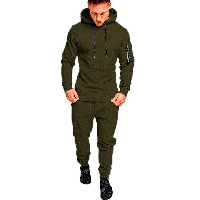 Ensemble Sport Homme Camouflage 5