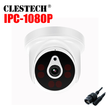 Wide Angle 2.8mm indoor DOME HD CCTV IP Camera full 1080P 720P ONVIF P2P Security CCTV IR Cut 6PCS ARRAY LED Motion Detect RTSP 1080p 2mp full hd cctv ip camera module pcb main board 2 0mp onvif p2p panoramic wide angle 5mp lens support ir cut