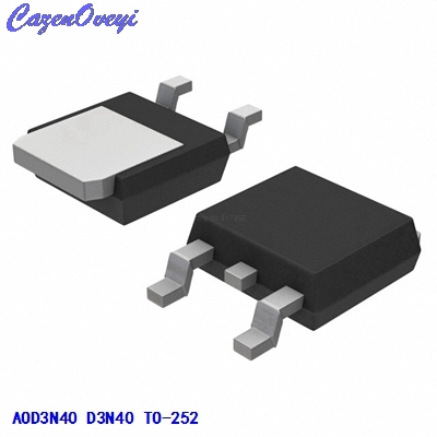 ჱD3N40 AOD3N40 TO-SMD (5 pz lotto) - a438 22fcd2b136f8