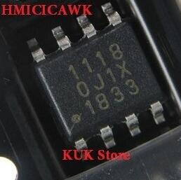 100% Original NOVO 1118 1833 LC1118CS8TR1833/BL1118CS8TR1833 CL1118/BL1118 1118 1833 SOP8 50 pçs/lote