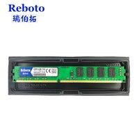 Reboto Brand New Sealed DDR3 4 GB 8 GB 1333 1066 PC3 10600 Memoria Desktop Completamente compatibile