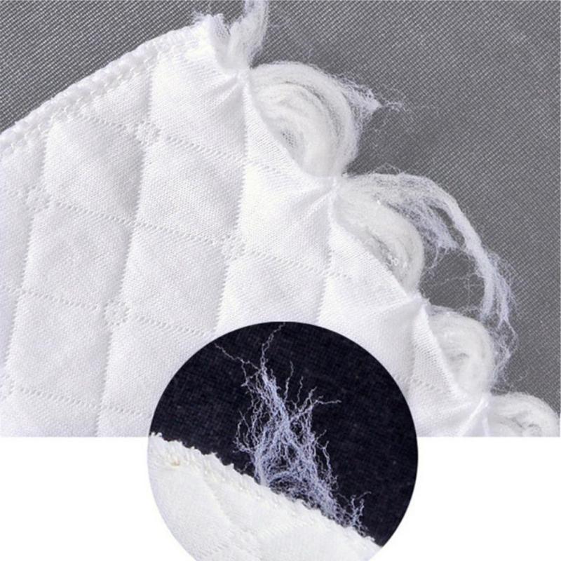 Детские Многоразовые моющиеся трех слоев Модная одежда для мальчиков и девочек пеленки Подставки ускорители вкладыши для реальная ткань 10 ...