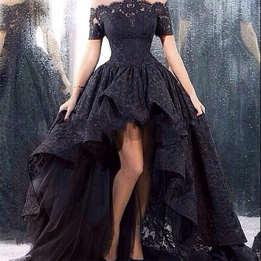 Compare Prices on Black Ball Gown Dress Puffy Lace- Online ...