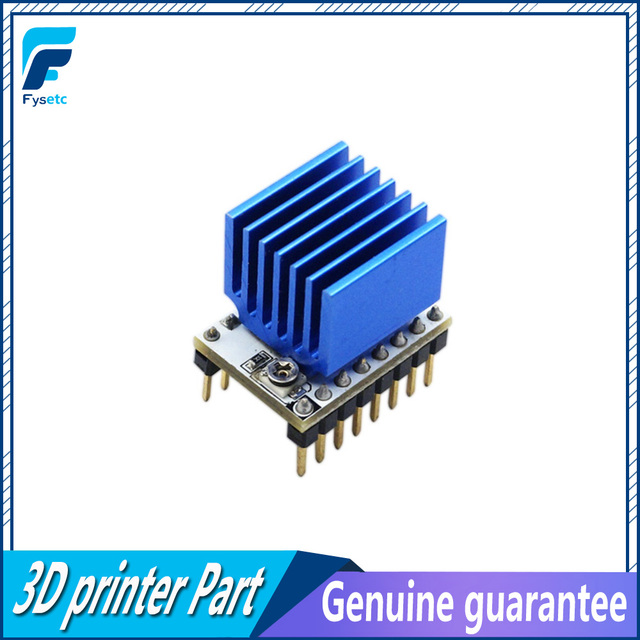 5pcs/lot TB67S109 Driver Compatible with 57 Stepper Motor/Pololu Pin Definition 3D Printer Stepstick S109 Stepper Motor Driver