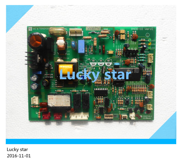 95% new for Haier Air conditioning computer board circuit board KFR-50LW/BPJXF BN08-10 3300276 good working