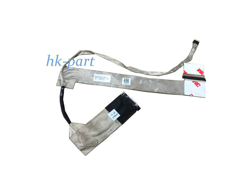 New For Dell Precision M4800 series FHD LCD video screen cable 6G4XC 06G4XC DC02C005B00, free shipping genuine new free shipping original for asus u30jc u30j u30sd u30 u30s lcd video screen cable 14g140309001
