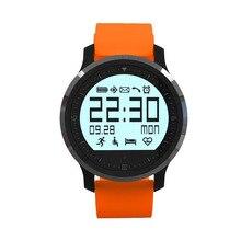 Bluetooth Reloj Inteligente android Pulsera ST68 smartwatches electrónica monitor de ritmo cardíaco Para ios andriod teléfono inteligente A Prueba de agua