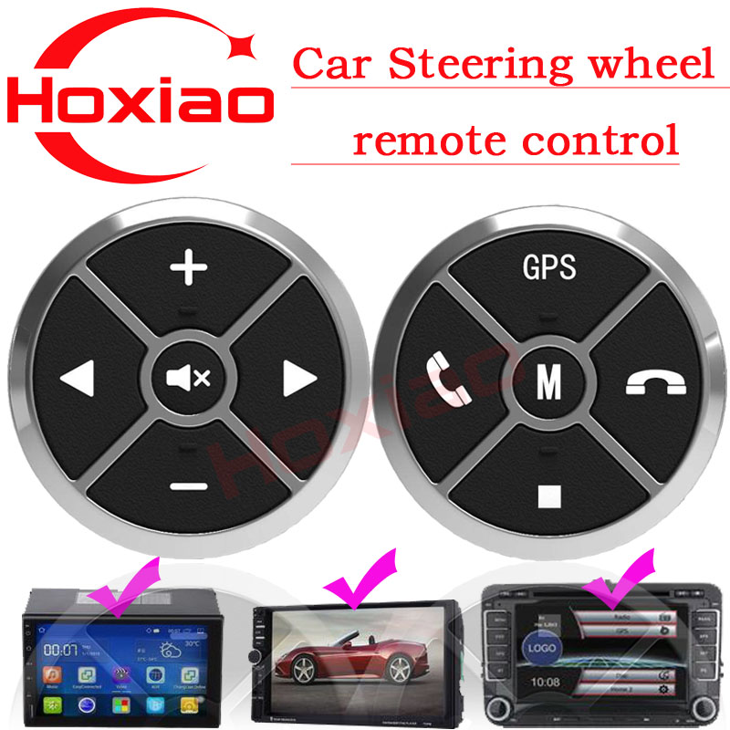 car wireless remote controls car steering wheel button dvd. Black Bedroom Furniture Sets. Home Design Ideas