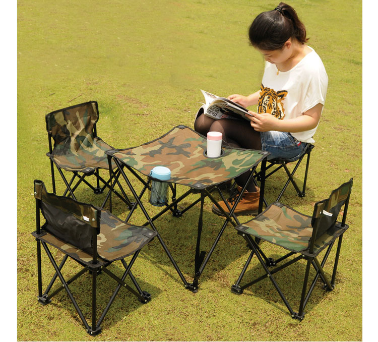 foldable table and chairs garden chaise lounge ikea portable folding camping picnic climbing fishing travelling park beach bbq tables outdoor activities supplies