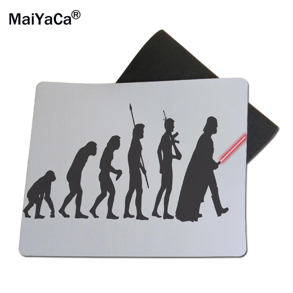 maiyaca tapis de souris optique 18x22cm et 25x29cm amusant evolution