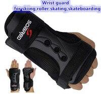 Đổi chiều dài, có thể điều chỉnh Trượt Tuyết dây đeo cổ tay Con Lăn Trượt Băng bảo vệ cổ tay Cực sport Hỗ Trợ Cổ Tay trượt tuyết Bằng Ván Trượt Handguard bracer