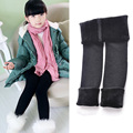 New Arrive  High Quality Baby Girl Winter Leggings Cotton Warm Fur Kids Girls Long Pants Children Trousers