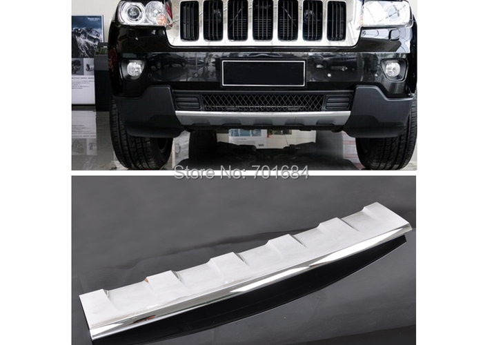 цена на New For Jeep Grand Cherokee Front Bumper Fascia Guard 2011 2012 2013 [QPA163]