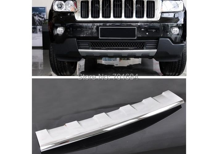 New For Jeep Grand Cherokee Front Bumper Fascia Guard 2011 2012 2013 [QPA163]