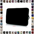 Чехол для ноутбука 7 9.7 11.6 12.1 13.3 14.4 15.6 17.3 дюймов чистого черный Ноутбук сумка чехол для macbook air 13 15 NS-3333