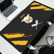 Cute Rainbow Six Siege 80x30cm Rubber Super Large PC Mousepad Gamer Gaming Mouse Pads XL Desk Keyboard Mat for Computer Laptop(China)