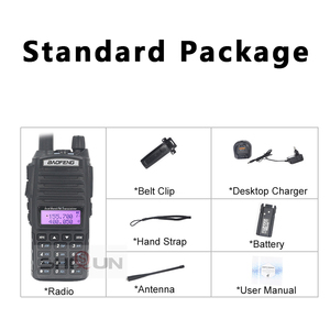 Image 5 - BaoFeng Walkie Talkie UV 82 Upgrade 8W Baofeng UV 82 Dual PTT Headset Mic Walkie Talkie 10 KM Baofeng 8W Radios baofeng uv 9r 5R