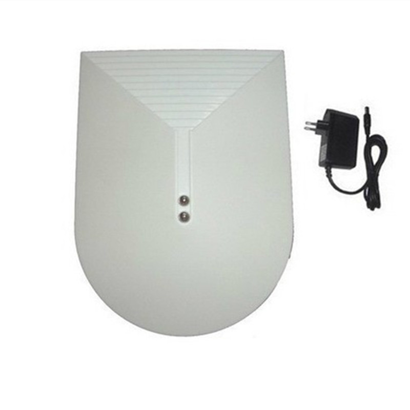 Glass Break Detector for Wired and Wireless Burglar Alarm wireless vibration break breakage glass sensor detector 433mhz for alarm system