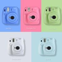 5 Colors Fujifilm Instax Mini 9 Instant Camera Photo Camera