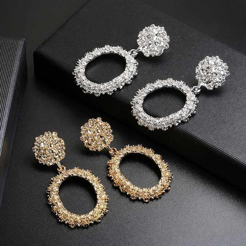 2019 neueste Mode Ohrringe Für Frauen Europäischen Design Tropfen Ohrringe Geschenk Für Freund