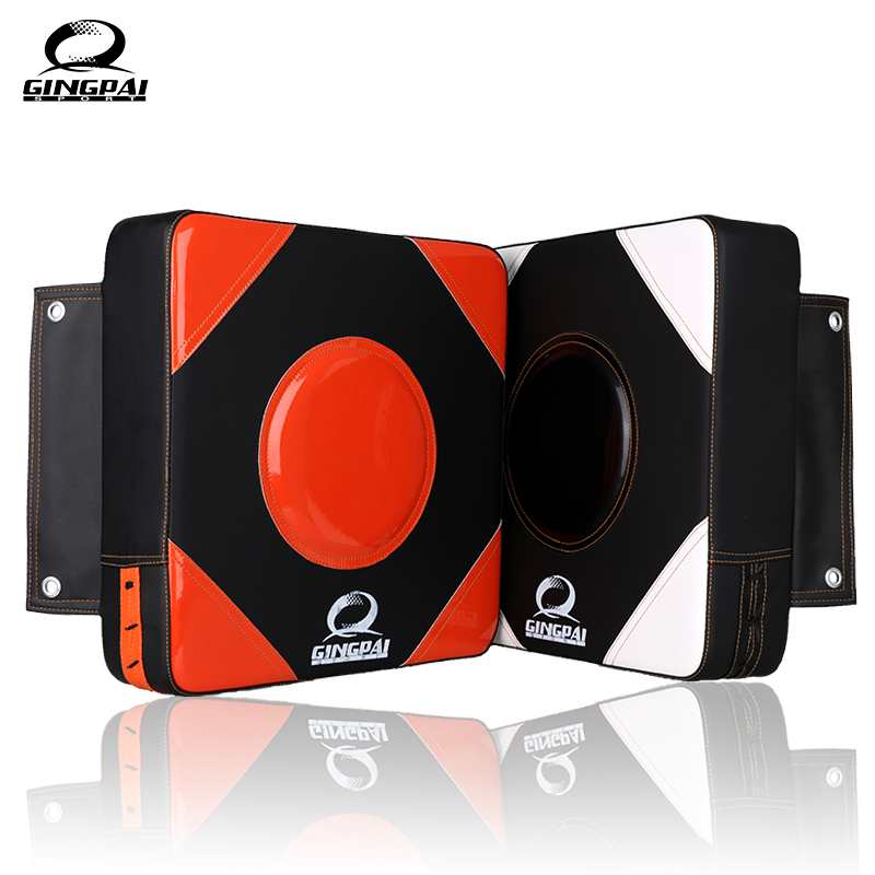 Top Quality Black Canvas Mini Wing Chun Wall Boxing Punching Bag Target Wall Punch Boxing Bags Pad Focus Target Pad Wall Target