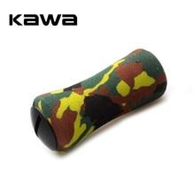 KAWA New Fishing Reel Handle Knob, Material Camouflage EVA Knob for Daiwa Shimano Reel, DIY Accessory, Free shipping