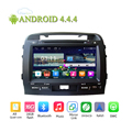 Android 4.4 Car GPS RADIO For Toyota Land Cruiser 200 2008 - 2012 Quad-core 3G WIFI Car DVD Player Gps Navigation With Radio SWC