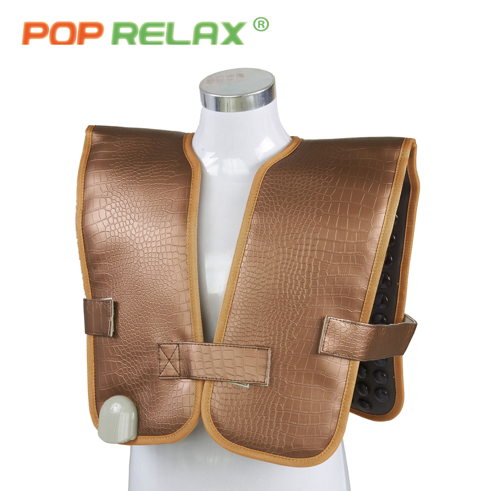 POP RELAX 110V τουρμαλίνη πέτρινη ζώνη - Φροντίδα υγείας - Φωτογραφία 3