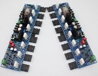 Reference To The Golden Voice Circuit E405 300W Amplifier Board A1943 C5200 And 2SA1930 2SC5171