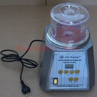 Magnetic Tumbler Jewelry Polisher rotary tumbler for jewelry gold silver