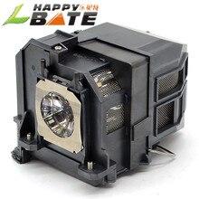 HAPPYBATE Compatible Projectors  Lamp with housing ELPLP91 Projector bulb BrightLink 685Wi/BrightLink 695Wi/EB-680 compatible projector lamp bulb with housing ec j6300 001 for acer p7270i p7270 p5270i projectors